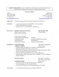 exles of entry level resumes resumedical objective exles carolina for general