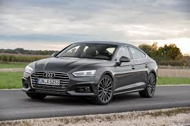 first audi ever made 2017 audi a5 sportback review first drive