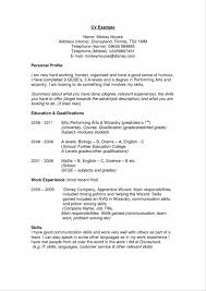 Images Of A Good Resume Example Of A Really Good Resume Resume Templates Most Popular