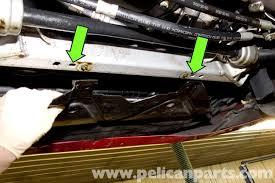bmw e90 coolant flush e91 e92 e93 pelican parts diy