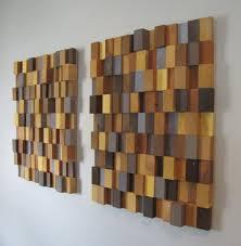 wall decor large wood wall simple indoor