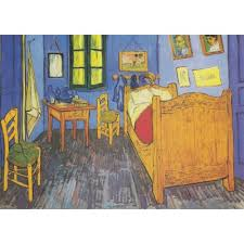 la chambre à coucher gogh puzzle vincent gogh la chambre de gogh à arles 1888