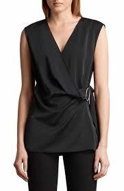 womens black blouse s black tops tees nordstrom