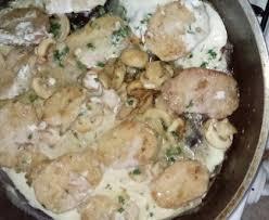 cuisiner des rognons rognons blancs d agneau crème persillée recette de rognons blancs
