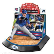 chicago cubs collectibles bradford exchange