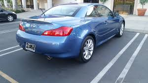 vwvortex com 2012 infiniti g37 convertible let me show you