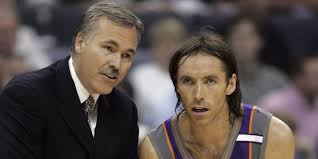 steve nash lauds rockets u0027 potential coach of the year mike d u0027antoni