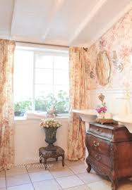 Country Cottage Bathroom Ideas by French Cottage Toile French Country Cottage