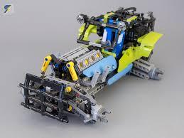 lego technic 2017 lego technic 42037 formula off roader rc mod detailed images