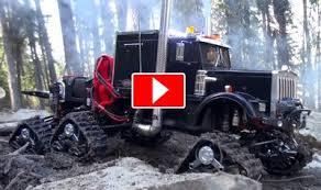 truck drivers u s a rc adventures u2013 muddy tracked semi truck