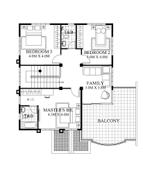 Home Plan Magazines Marcelino U2013 Classic 4 Bedroom House Plan Amazing Architecture