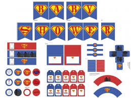 superman baby shower baby shower printable magical printable
