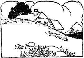 drawing a house 1 clipart etc rolling hills drawing at getdrawings com free for personal use