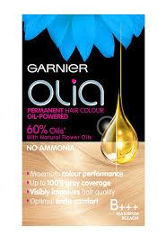 garnier olia b maximum bleach blonde amazon co uk beauty