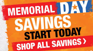 home depot black friday 2011 ad home depot memorial day sale 10 off gallon paint cans 40 off 5