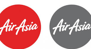 airasia logo airasia red logo turns grey to mourne missing plane www newsnation in