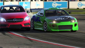 nissan r34 fast and furious forza motorsport 6 fast u0026 furious car pack racing news