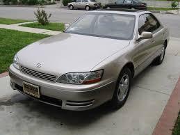 lexus es300 cost 1993 lexus es 300