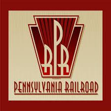 pennsylvania railroad logo and history u2026 pinteres u2026