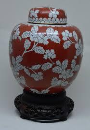 Ginger Jar Vase 30 Best Chinese Cloisonne Vases Ginger Jars And Animal Figurines