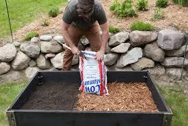 best raised garden bed soil home outdoor decoration