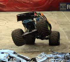 monster truck jam nj nassau coliseum 2 7 09 by robert roman at coroflot com