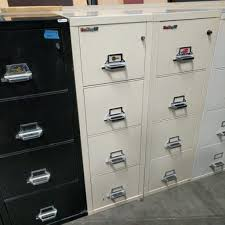 Vertical File Cabinet 4 Drawer by Fireking 25 4 Drawer Vertical Fireproof File Cabinet Safe U2013 Black