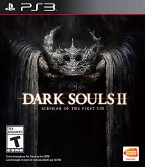 dark souls 2 scholar of the first sin box arts updated for ps4