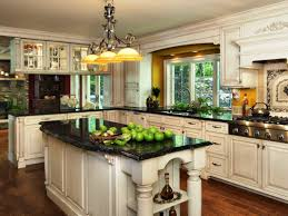 granite countertop oak cabinets kitchen design costco backsplash