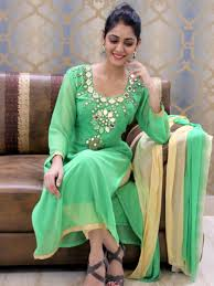 mirror maze vol 1 embroidered salwar suit