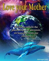 mothers earth poem about earth our earth