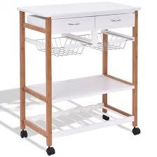 white rolling kitchen island trolley cart kitchen u0026 dining carts