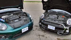 mini volkswagen beetle 2017 mini cooper s convertible vs 2017 volkswagen beetle classic