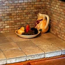 kitchen tiled walls ideas best 25 tile countertops ideas on tile kitchen