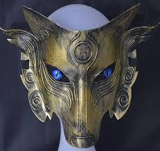 steunk masquerade mask aliexpress buy samurai wolf mask