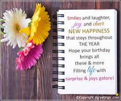 birthday wishes for happy birthday message for
