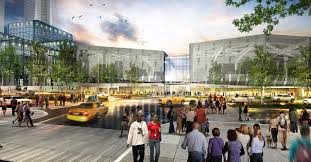 five visions for the new port authority bus terminal