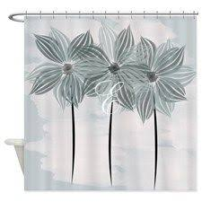 Mint Blue Curtains Cool Mint Checked Shower Curtain Design Products