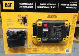 cat 324122 rechargeable led work light rechargeable led work light at costco ar15 com