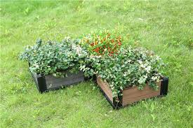 Lowes Planter Box by Build An Outdoor Wood Seat Storage Box Composite Decking Flower