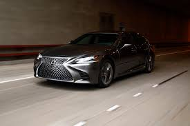 lexus sedan weight 2018 lexus ls first drive review automobile magazine