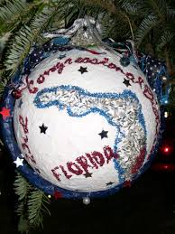 white house christmas tree ornament