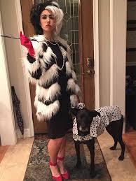 Cruella Vil Halloween Costumes Early Halloween Inspiration Pop Culture