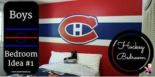 hockey bedroom ideas boys bedroom ideas 1 hockey bedroom about murals