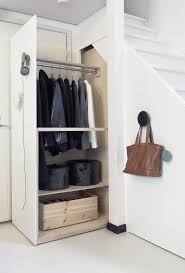 to show the different uses for storage compartments can create a
