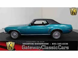 1969 ford mustang convertible sale 1969 ford mustang for sale on classiccars com 97 available