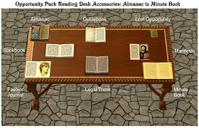 Orange Desk Accessories by Mod The Sims The Sims 2 Opportunity Pack Reading Desk U0026 Accessories