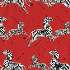 caspari wrapping paper entertaining with caspari zebras foil continuous gift