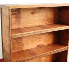 book shelves crafthubs how to build wooden bookshelves steps with