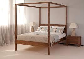 4 Post Bed Frame Impressive Orchid Four Poster Sale Beds Solid Wood Bed